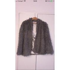 Manteau en fourrure Etam  pas cher