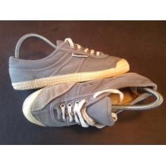 Chaussures à lacets  Kawasaki  pas cher