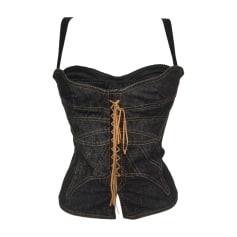 Top, tee-shirt Dolce & Gabbana  pas cher