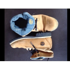 Lace Up Shoes Timberland
