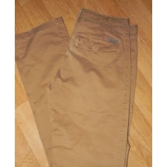 Straight Leg Pants Desigual