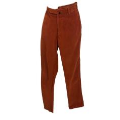 Pantalon droit Incotex  pas cher