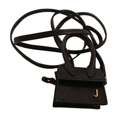 Leather Shoulder Bag Jacquemus Chiquito