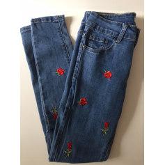 Jeans slim Brentiny Paris  pas cher