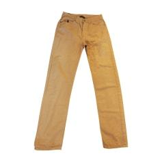 Jeans droit Kenzo  pas cher