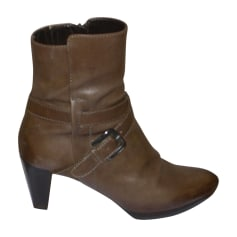 High Heel Ankle Boots Carel