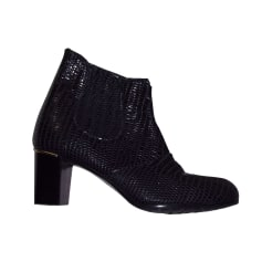 High Heel Ankle Boots Maloles