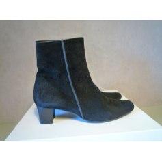 Bottines & low boots à talons Cordoan  pas cher