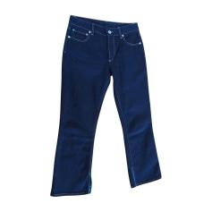 Jeans évasé, boot-cut Carven  pas cher