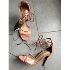 Sandales à talons Forever 21  pas cher