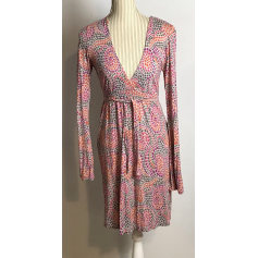 Robe mi-longue French Connection  pas cher