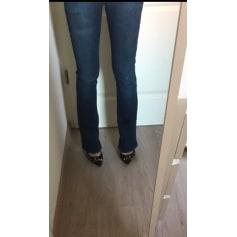 Jeans évasé, boot-cut Paige  pas cher
