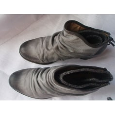 Bottines & low boots à talons Dkode  pas cher