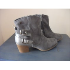 Bottines & low boots à talons Refresh  pas cher