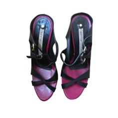 Sandales à talons Gianmarco Lorenzi  pas cher