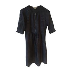 Robe mi-longue Burberry  pas cher
