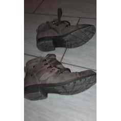 Bottines & low boots plates Anna Field  pas cher