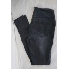 Pantalon slim, cigarette Vero Moda  pas cher