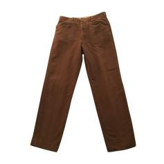 Pantalon droit Arnys  pas cher