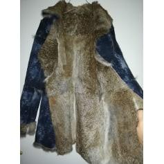 Manteau en fourrure La Feria.Clothes  pas cher