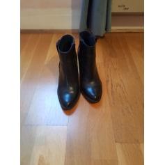 Bottines & low boots à talons M PARIS  pas cher