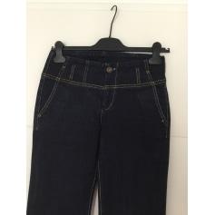 Jeans droit DDP Woman  pas cher