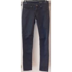 Jeans slim Inconnu  pas cher