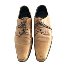 Lace Up Shoes Versace