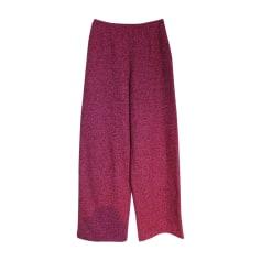 Pantalon large Carven  pas cher