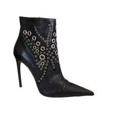 Bottines & low boots à talons Gianmarco Lorenzi  pas cher