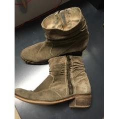 High Heel Ankle Boots Etik