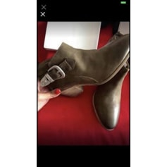 Bottines & low boots à talons Steve Madden  pas cher