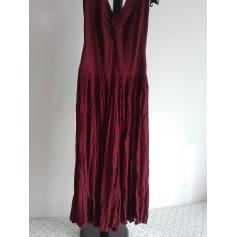 Robe longue Garella  pas cher