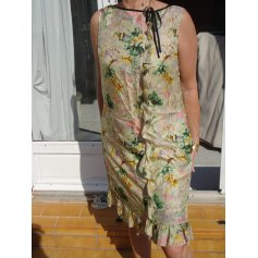 Robe mi-longue Hoss Intropia  pas cher
