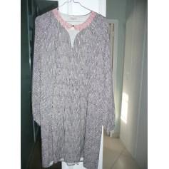 Robe mi-longue Robe ample  pas cher