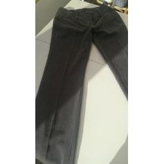 Pantalon droit Orcelly  pas cher