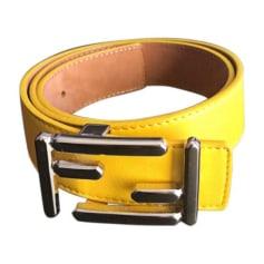 Skinny Belt Fendi