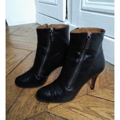 Bottines & low boots à talons Accessoire Diffusion  pas cher