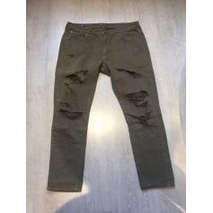 Jeans large, boyfriend True Religion  pas cher