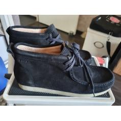 Chaussures à lacets  Esprit  pas cher