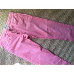 Pantalon droit Creeks  pas cher