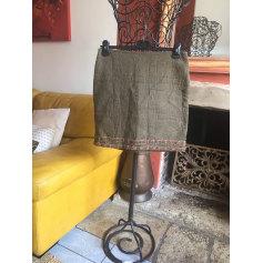 Jupe mi-longue Monoprix  pas cher
