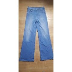 Pantalon évasé Pepe Jeans  pas cher