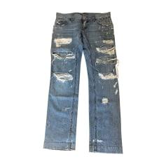 Wide Leg Pants, Elephant Flares Dolce & Gabbana