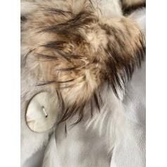 Manteau en fourrure Artico  pas cher