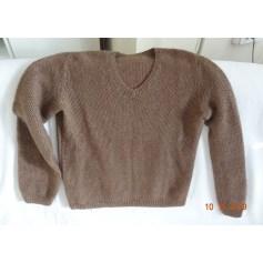 Pull pull tricoté main  pas cher