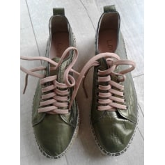 Chaussures à lacets  lormy  pas cher