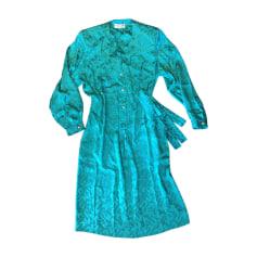 Robe mi-longue Balenciaga  pas cher
