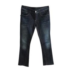 Jeans large, boyfriend Gucci  pas cher