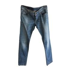 Jeans droit Gucci  pas cher